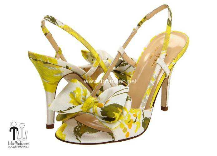 wedding shoes talarweb 11 - مدل های کفش عروس