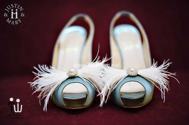 wedding shoes talarweb 8 - مدل های کفش عروس