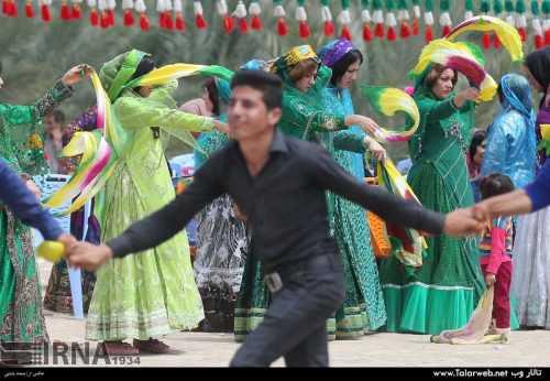 467637 546 500x346 - عروسی عشایر قشقایی (عکس)