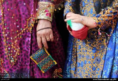 467644 520 500x346 - عروسی عشایر قشقایی (عکس)