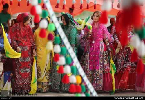 467645 186 500x346 - عروسی عشایر قشقایی (عکس)