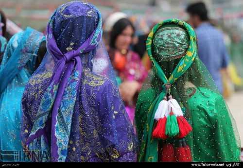 467647 151 500x346 - عروسی عشایر قشقایی (عکس)
