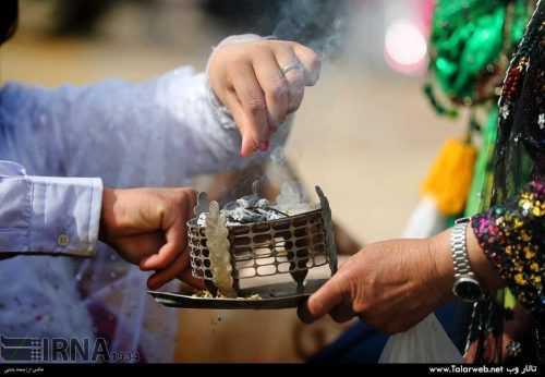467656 112 500x346 - عروسی عشایر قشقایی (عکس)