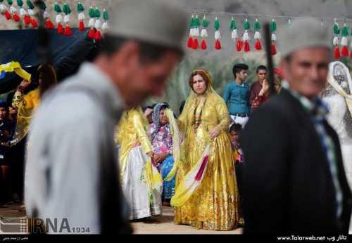 467657 387 500x346 - عروسی عشایر قشقایی (عکس)