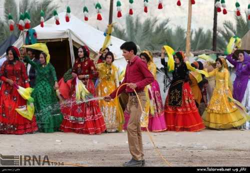 467660 809 500x346 - عروسی عشایر قشقایی (عکس)