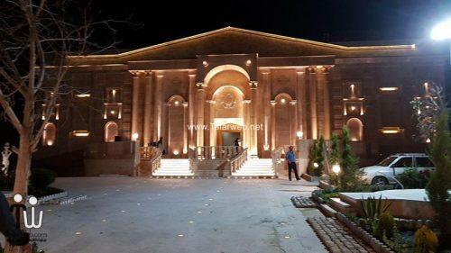 mahoor 2 500x281 - تالار پذیرایی ماهور کرج