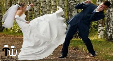 جنجال در عروسی