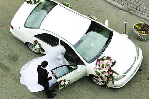 عروسی گرفتن