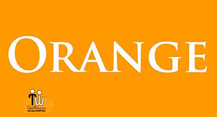 دوست داران رنگ نارنجی چه شخصیتی دارند