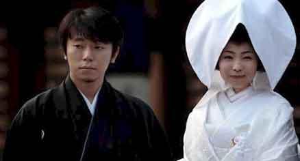 آداب و رسوم ازدواج در ژاپن