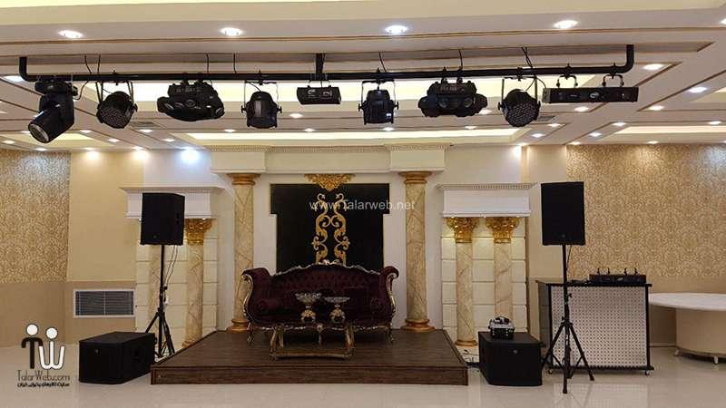 talar neshat 19 - تالار کلاسیک قصر نشاط