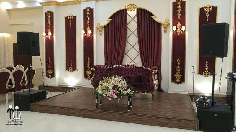talar neshat 20 - تالار کلاسیک قصر نشاط