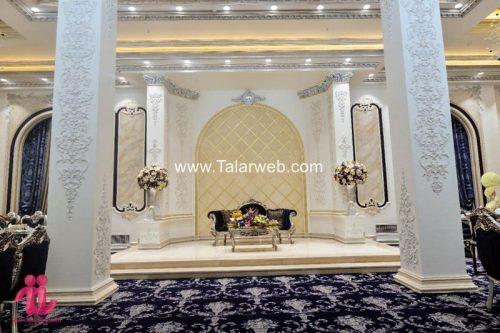 Talar aghdasieh 10 500x333 - باشگاه پذیرایی اقدسیه