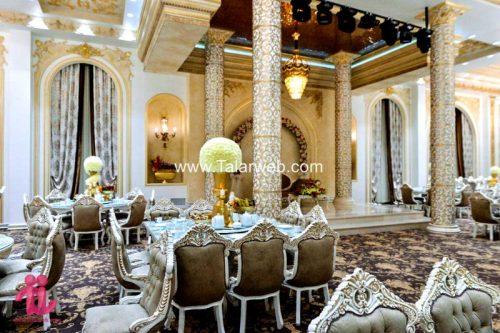Talar aghdasieh 19 500x333 - باشگاه پذیرایی اقدسیه
