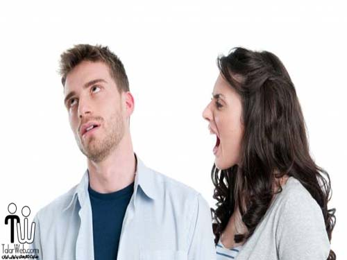 رفتارهای غیرقابل تحمل خانمها برای مردان