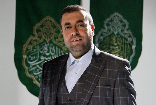 عزیزی در کلیپ محمد رسول الله - کلیپ محمد رسول الله در تالار خانجان