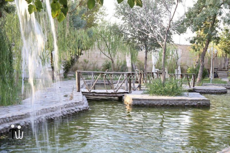 tooska photography garden 3 - تالار پذیرایی توسکا