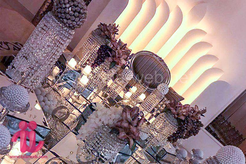 تالار پذیرایی قصر کلاسیک نارمک