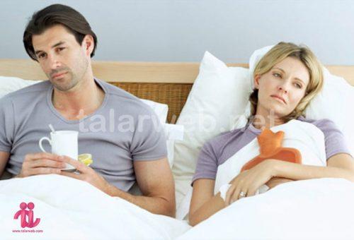 نحوه برخورد با همسر حساس