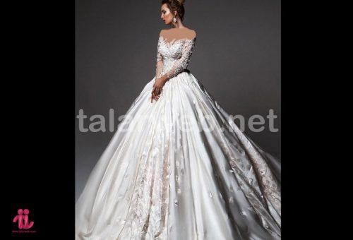 la8cf06 Recovered 001 500x340 - لباس عروس ۲۰۱۸