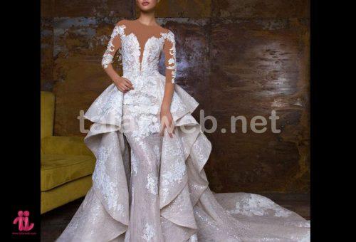 la8cf23 Recovered 001 500x340 - لباس عروس ۲۰۱۸