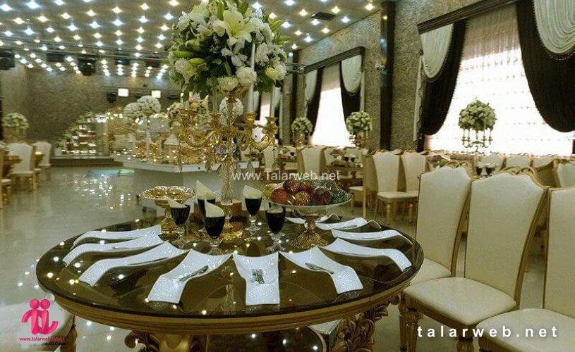 تالار تک درخت1 - لیست بهترین باغ تالارهای تهران