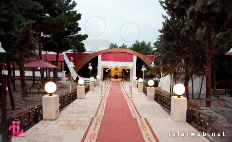 تالار قصر پارسیان1 - لیست بهترین باغ تالارهای تهران
