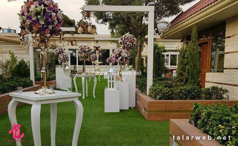 تالار گلهای زندگی - لیست بهترین باغ تالارهای تهران
