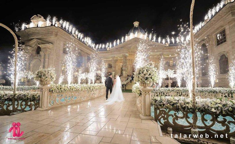 دانیال زمانی1 - لیست بهترین باغ تالارهای تهران