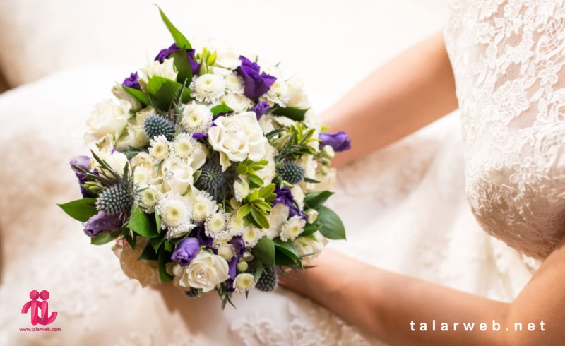 Bridal Bouquet 1024x768 - ۱۴ کلید طلایی در انتخاب دسته گل عروس