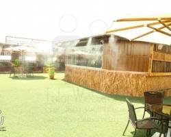 کافه و رستوران سنتی بام آلاچیق