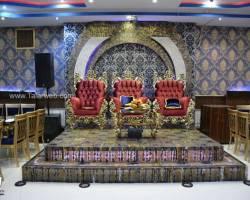 تالارپذیرایی قصر گلستان