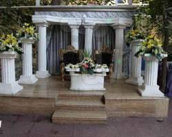 تالار پذیرایی باغ پرنیا