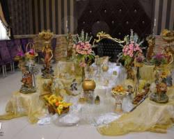 تالار پذیرایی قصر پارسه