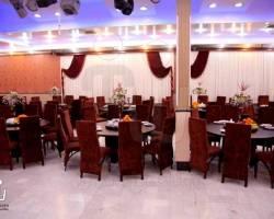 تالار پذیرایی قصر پارسیان