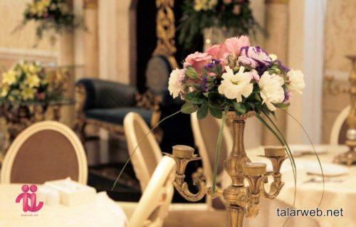 تالارپذیرایی قصر گلها