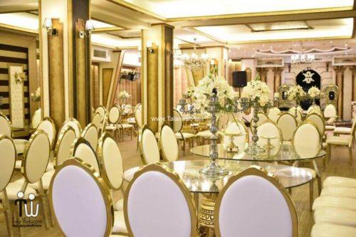 تالار عروسی و تالار پذیرایی قصر ندا