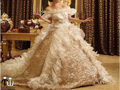 نکاتی که در خرید لباس عروس بسیار مهم است