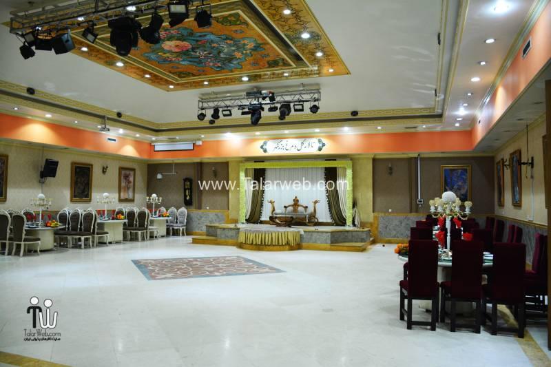 talar bozorgmehr 12 تالار پذیرایی بزرگمهر شیراز