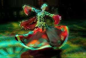 نکاتی در مورد رقص توراج