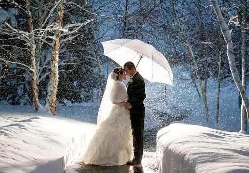 عروسی در زمستان