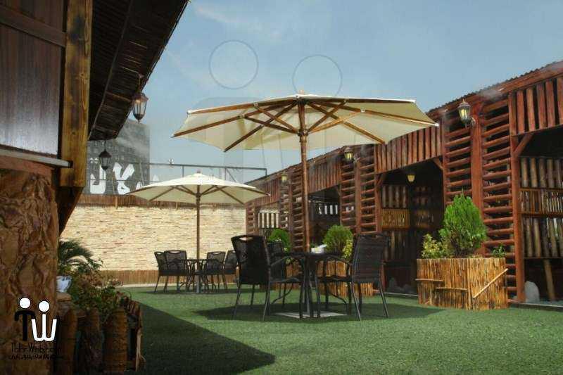 حفاظت شده: بام آلاچیق و رستوران امپراطور پایتخت