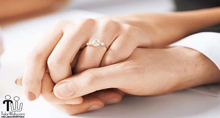 قدم به قدم تا ازدواج رسمی
