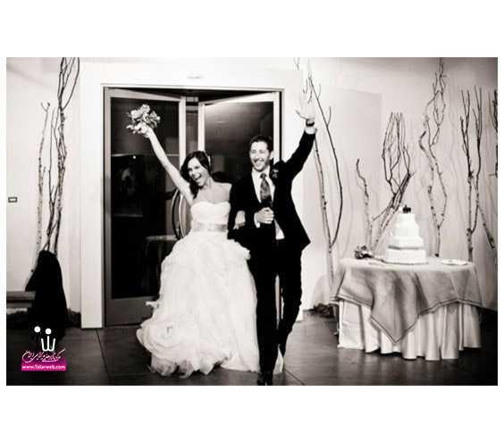 ایدههایی برای عکاسی روز عروسی