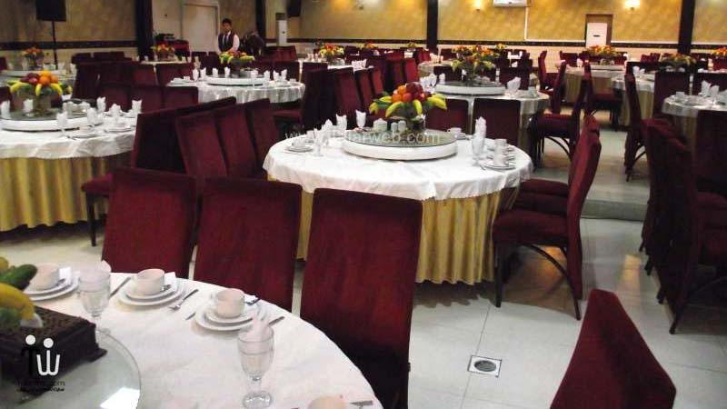 تالار پذیرایی هتل ایرانیان