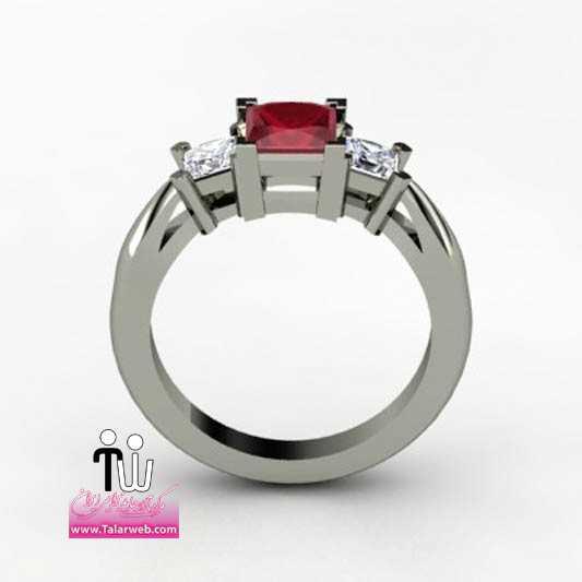 حلقه عروسی و انگشتر نامزدی ۲