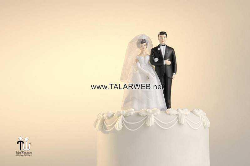 کیک های جشن عقد و عروسی