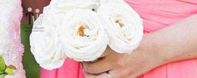 متفاوت ترین مدل های دسته گل عروس