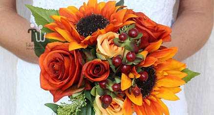 متفاوت ترین مدل های دسته گل عروس – سری ۲