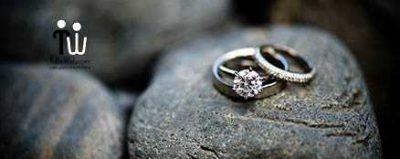 حلقه عروسی و انگشتر نامزدی ۱